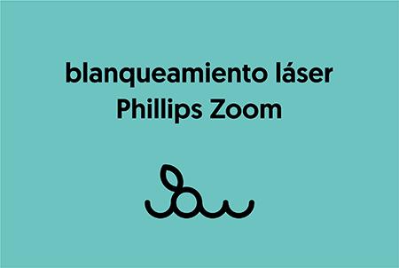 blanqueamiento dental láser phillips zoom